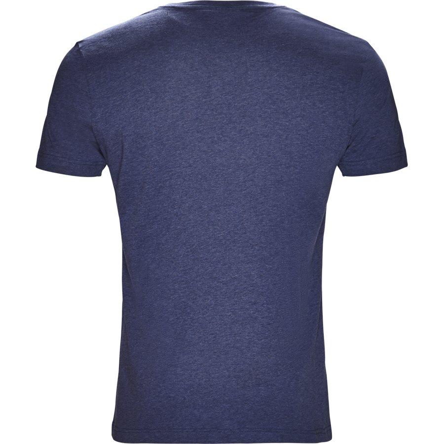 TH2038 TEE S/S - TH2038  - T-shirts - Regular - NAVY MEL - 2